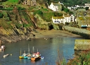 Property image: Cornwall, Classy Cottages, Polperro- Looe